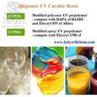 Oligomer UV Curable Ink Resin With Excellent Pigment Wetting