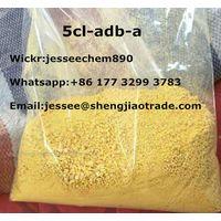 White yellow 5CLADBAs 5CL 5cl-adb-as powder Strong Potency Free Shipping (Wickr:jesseechem890) thumbnail image