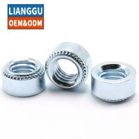 Customized galvanized precision hex nut stainless steel sheet metal nut rivet nut thumbnail image