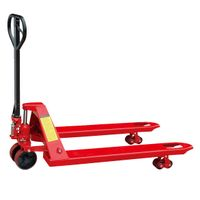 2T-5T Capacity AC Casting Pump Hydraulic Cylinder Hand Pallet Jack thumbnail image