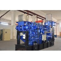 Customized CE approved 300 kw wood generator gas fired power