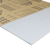 Coated Waterproof Sandpaper Aluminum Oxide Silicon Carbide Sand paper thumbnail image