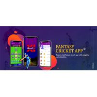 Dream11 like Fantasy Cricket App developed by RG Infotech
