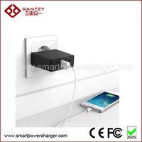 4 ports smart USB charger with US,EU,UK AU plus