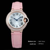 wholesale fashion leather watch thumbnail image
