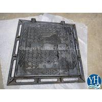 Ductile iron manhole cover thumbnail image