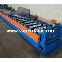 Superda Machine roofing wall galvanized corrugated tile profiles roll forming machine thumbnail image