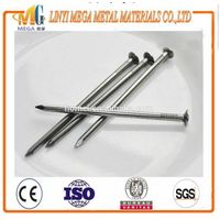 China Nails Factory Common Nail for Construction Top Quality Bright Polished Common Nail