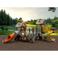 Newest Children outdoor playground slide in good DDPLE thumbnail image
