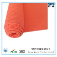China factory supply PVC foam yoga mat