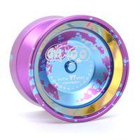 Bimetal yoyo professional yoyos VOSUN V7 DUANG