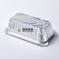 Rectangular Aluminum foil Containers for Takeaway thumbnail image