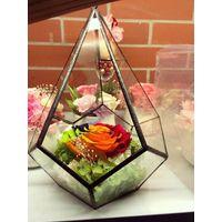 seven color fresh preserved flower thumbnail image