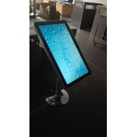 32inch LCD advertising display with a stand
