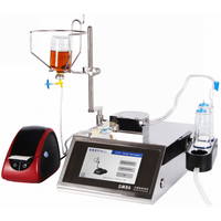 drug Sterility test device SM86- Touch Mode with Label print function
