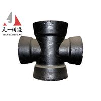 ISO2531,En545,En598 Ductile Iron Pipe Fittings For Water Supply