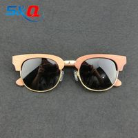 custom polarized eyewear wood eyeglasses wood bamboo sun glasses