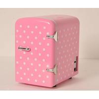 Cosmetic fridge Automobile Mini Fridge Home Refrigerator with small freezer