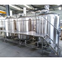 200L 300L brewhouse system with electric heating and control cabinet beer brewing equipment thumbnail image