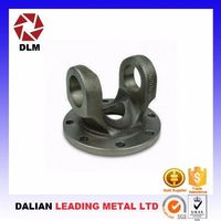 Precision metal angle bracket