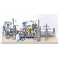 Pyrolysis plant model : ECP-10011