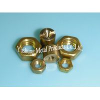 All kinds of brass nuts thumbnail image