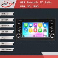 car gps navigation support car cd dvd video car audio play usb 3g wifi