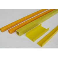 Pultruded Fiberglass I,round tube,channel profiles thumbnail image