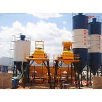 concrete batching plant Belt Conveyor,Hopper Lift,Modular Mobile,Trailer and Stabilized Soil