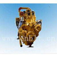 shanghai D6114 diesel engine assy SC8D143G2B1 for shantui sd13 bulldozer