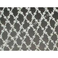 Hot DIP Galvanized Welded Razor Barbed Wire Mesh