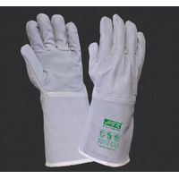 COW LEATHER WELDING GLOVES [0214]