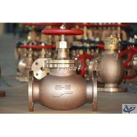 JIS Marine Bronze Screw-down Check Globe valve 5K 16K