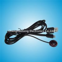 IR Receiver Cable with usb plug  & mini jack thumbnail image