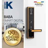 Smart fingerprint door lock BABA-8301