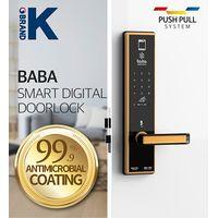 Smart fingerprint door lock BABA-8301 electronic handle door lock thumbnail image