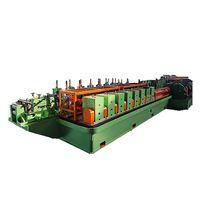 Motorcycle MS GI Iron Tube making machine price Carbon steel tube mill Machine to make metal square thumbnail image