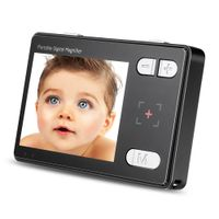 Kaynikon 3.5-inch HD Portable Video Magnifier Visually Impaired Amplifier Support 4x-24x Zoom