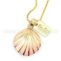 Beautiful shining metal jewelry shell usb flash drive disk for girl's gift