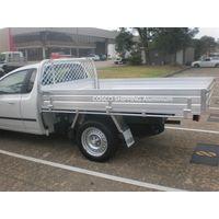 aluminum multi cargo truck bed