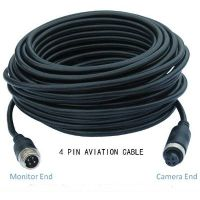 4 pin CCTV DVR extension cable