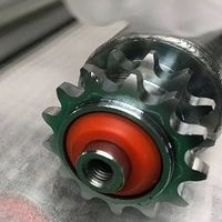 Steel sprocket roller steel roller thumbnail image