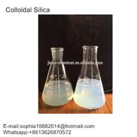 Low-Na stabilizer Colloidal Silica