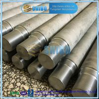 Factory Direct Supply High Purity Mo Glass Melting Electrode