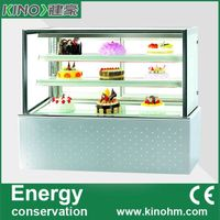 China factory,sandwich display refrigerator,pastry display showcase