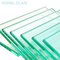 2mm -19mm Clear Float Glass