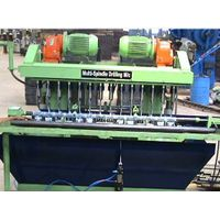 Multi Spindle Drilling Machine For Scaffolding Industry