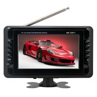 ISVC707EA 7 INCH LCD COLOR TV in ISDB-T System thumbnail image
