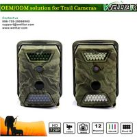 Wholesale Security Video Hunting Camera With Audio Night Vision NO Flash