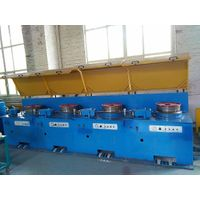Flux cored welding wire straight line drawing machines thumbnail image